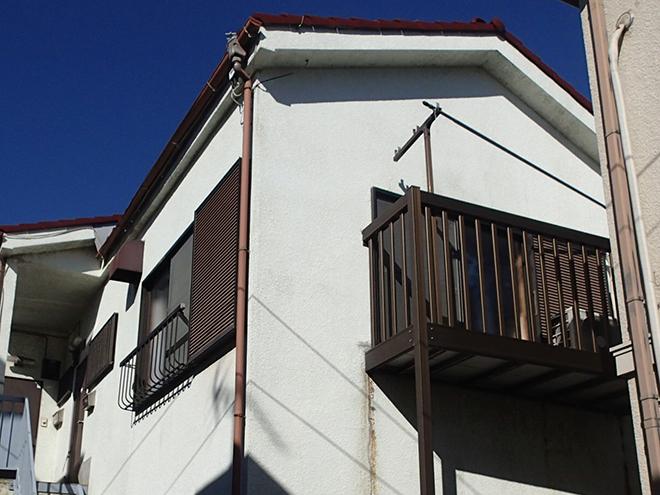 アパート外壁塗装お見積り