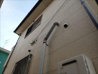 千葉市若葉区北大宮台 外壁調査