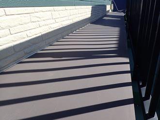 屋根トタンの劣化