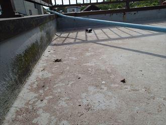 大網白里市 防水の状況確認
