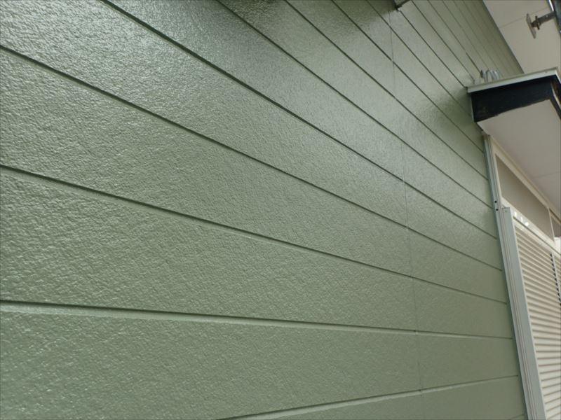 松戸市新松戸 外壁塗装工事完了