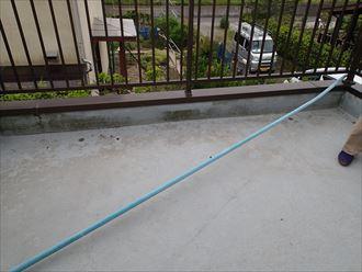 大網白里市 防水調査