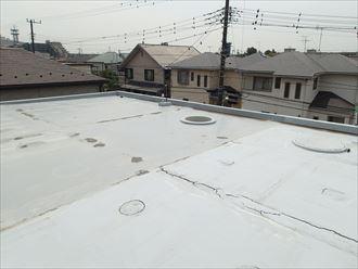 市原市 雨漏り原因調査