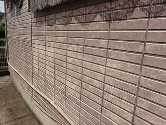 千葉市稲毛区 外壁の状態