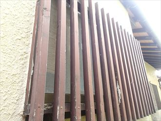 四街道市旭ヶ丘の外壁調査、築25年の2回目の外壁塗装工事のご希望