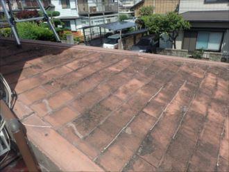 木更津市 1階の屋根の状況