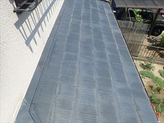 君津市外箕輪の築25年が経ち、2回目の屋根塗装工事をご検討