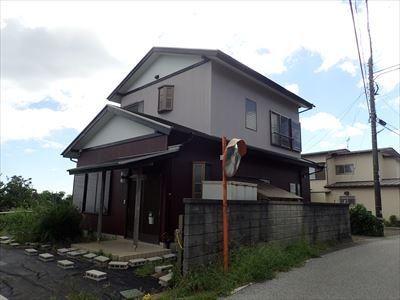 鴨川市|ヤネフレッシュSiとパーフェクトトップでご実家の屋根外壁塗装を行いました。