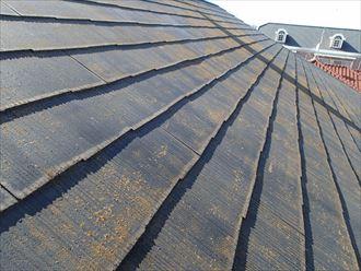 市原市潤井戸に化粧スレート屋根調査、ラジカル塗料を使用した屋根塗装工事のご提案
