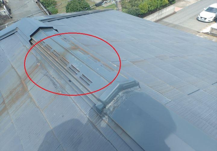 袖ケ浦市福王台で前回の屋根塗装から10年が経過し、2回目の屋根塗装工事をご検討