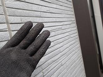 大田区池上で外装塗装のためサイディングやタイル、目地シーリングの点検
