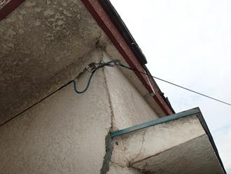 外壁の様子