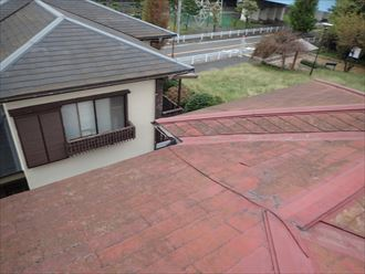 君津市 屋根の状況