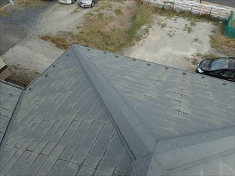 佐倉市 屋根の状況