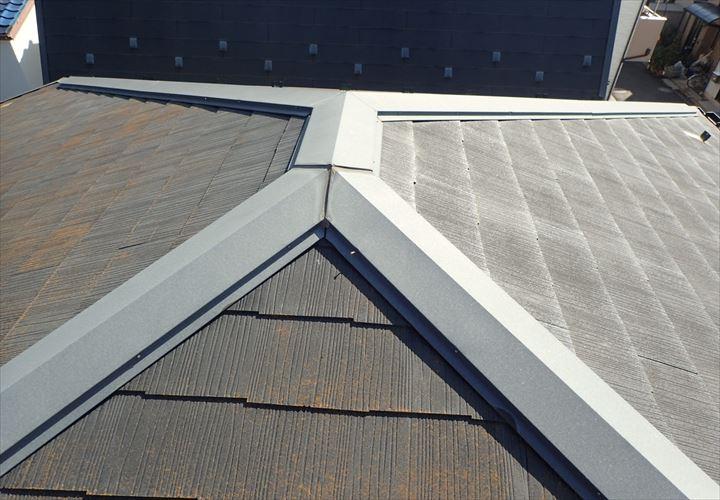 君津市 屋根材の状態
