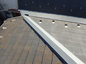 君津市 方角による屋根の状況の違い