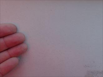 浦安市堀江 外壁の塗膜の劣化