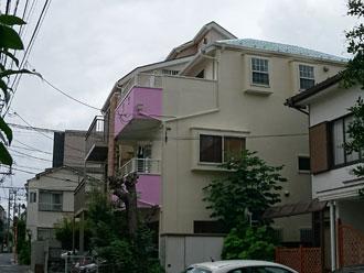 屋根外壁塗装完工 横