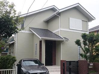 佐倉市 外壁塗装 屋根塗装 |O様邸の施工後画像