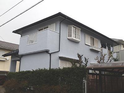 千葉県市原市|外壁塗装と屋根カバー工法で外回りの全リフォーム