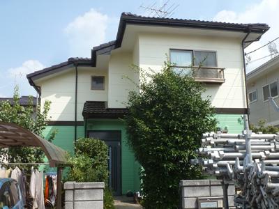 千葉県市原市|屋根・外壁塗装と軒先補修、外周りのフルメンテナンス