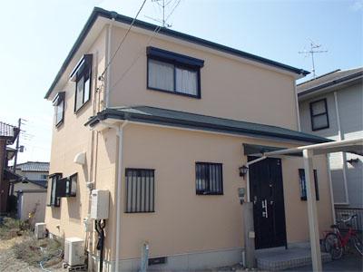 千葉県君津市 棟板金の強風被災をきっかけに外壁塗装・屋根塗装、ベランダ防水