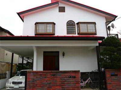 千葉県浦安市 4回目の外壁塗装と屋根塗装で築30年のお住まいをリフレッシュ