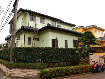 千葉県四街道市|強風時の雨漏りを外壁補修と塗装で解消 漆喰詰め直し