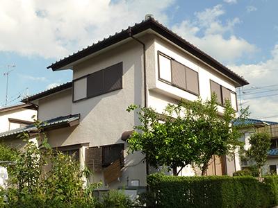 印旛郡栄町で外装リフォーム、屋根塗装と外壁塗装