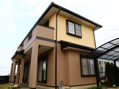 千葉県木更津市|外壁塗装と腐食したベランダ補修及び防水工事