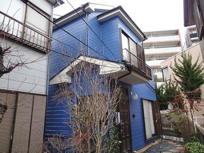 神奈川県横浜市戸塚区戸塚駅 ベランダの防水工事と外壁塗装 更に屋根塗装でリフォーム