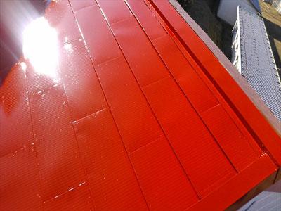 レストハウスの屋根の雨漏り修理 屋根カバー 屋根塗装|千葉県木更津市