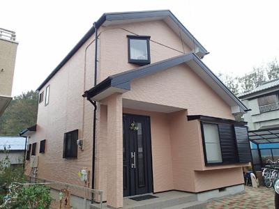 千葉市中央区|築12年のお住まいを外壁塗装・屋根塗装でリフォーム
