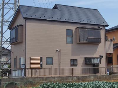 千葉県習志野市 ナノコンポジットWとサーモアイSi 高性能塗料による塗装で快適ライフ