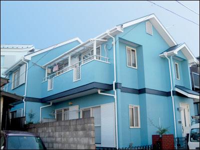 横浜市泉区|外壁塗装と屋根塗装でお住まいをリフレッシュ