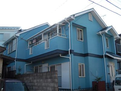 市川市の施工事例 屋根塗装・外壁塗装