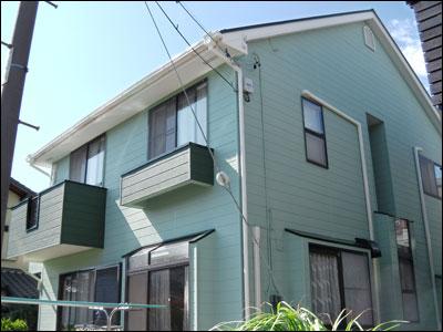 神奈川県三浦郡葉山町|経年で傷んだお住まいの外壁塗装と屋根塗装