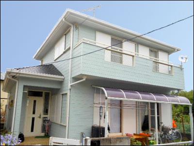 千葉県市原市|外壁塗装と屋根塗装で外装リフォーム