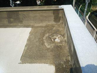 排水口シーラー