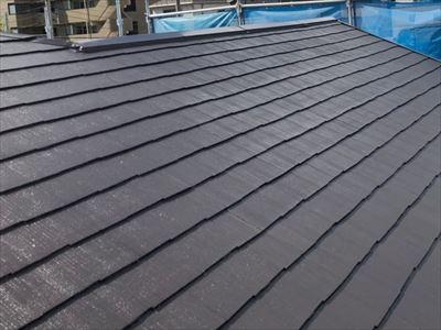 パーフェクトベストでの屋根塗装