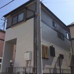 屋根外壁塗装完工