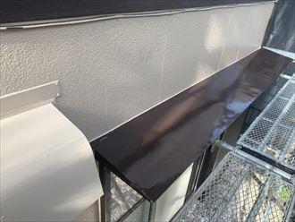 木更津市 部分塗装工事完了