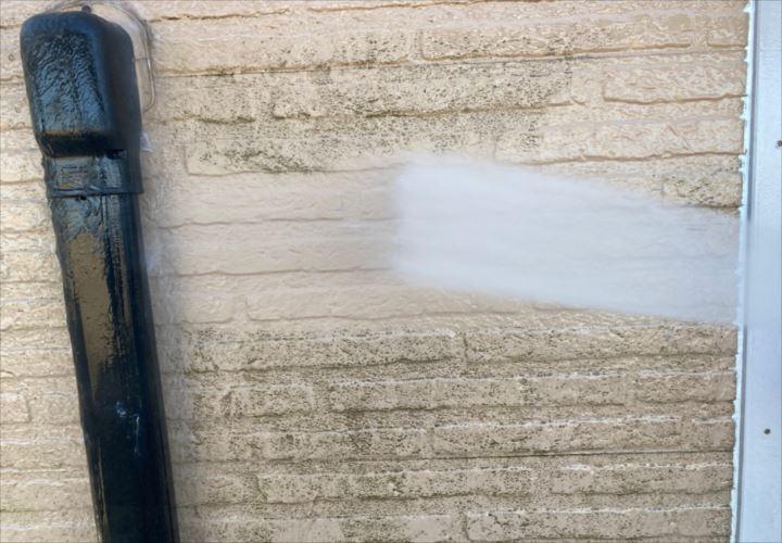 木更津市 高圧洗浄の実施