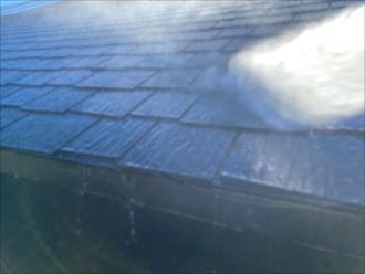 木更津市 屋根の高圧洗浄