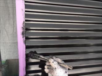 木更津市 雨樋塗装