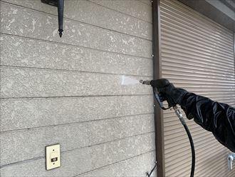 木更津市 外壁の洗浄
