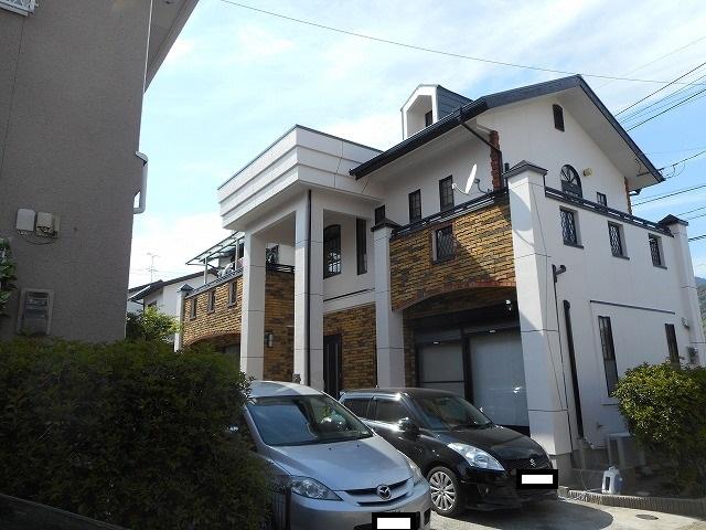 築10年塗り替え時期に来たお住まいを新築同様にリニューアル事例施工後