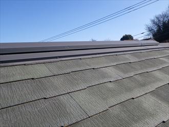青葉区|初メンテナンスで屋根塗装工事