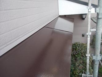 横浜市港南区|雨漏りの原因は、バルコニー防水の亀裂