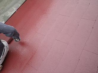 旭区|屋根と外壁の塗装工事が完了しました